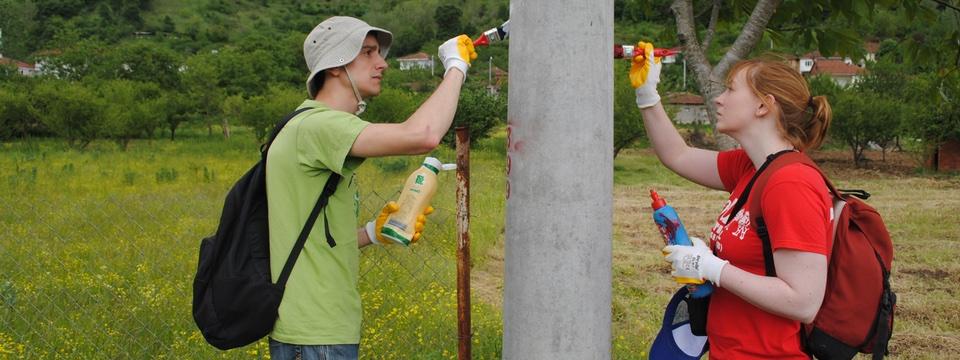 Çalışma Kampları | Gönüllü Hizmetler Derneği