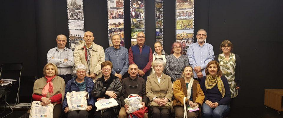60 Yılın Gönüllüleri Buluştu