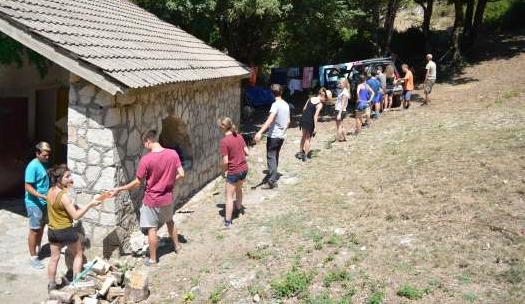 Lunaria – İtalya 8 aylık uzun dönem AGH gönüllüsü arıyor