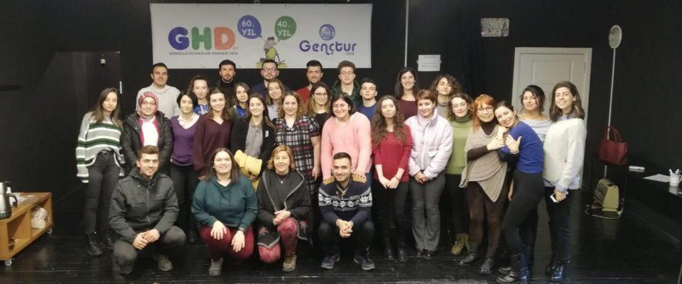 2020 Yılının 2. Gönüllü Buluşması'nı Gerçekleştirdik