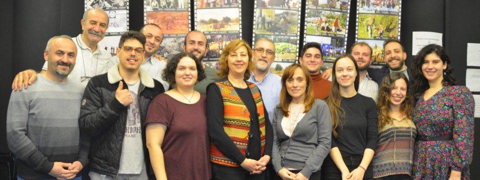 ESC Gönüllülerimiz Anna, Eva ve Gabriel Ülkelerine Geri Döndü