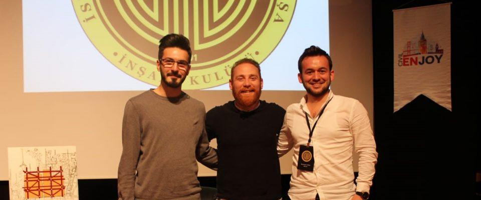 İstanbul ve FSM Üniversitesi'nde kamp hediye ettik